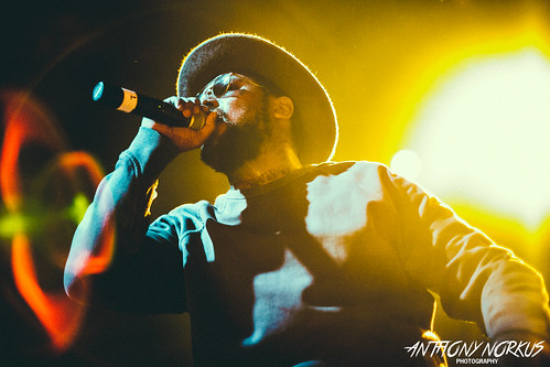 Schoolboy Q @ The Orbit Room (Grand Rapids, MI) - April 19, 2014