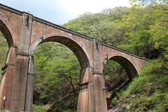 girder bridge(0.0), transport(0.0), truss bridge(0.0), rolling stock(0.0), track(0.0), devil's bridge(1.0), arch(1.0), aqueduct(1.0), arch bridge(1.0), viaduct(1.0), bridge(1.0),