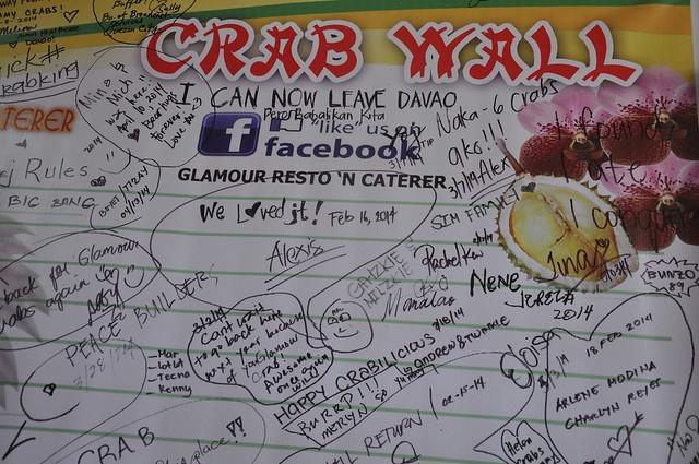 Crab Wall