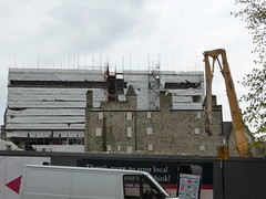 April 2014: Demolition of St Nicholas House, Broad Street, Aberdeen...