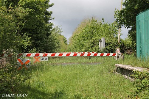 Level crossing (XF50).