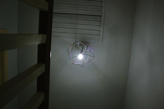 hall light: new