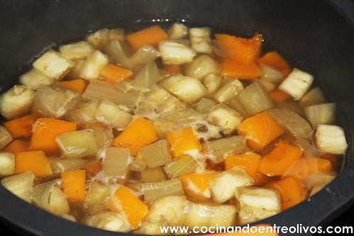 Alboronía Reto nazari Ruta del Veleta www.cocinandoentreolivos (16)