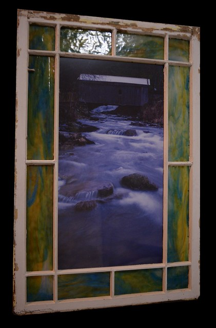 Dream Window 11 - Saratoga's Healing Waters