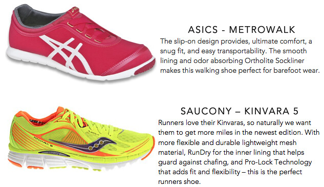Colorful Kicks Workout Shoes 2