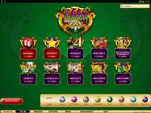 777 Dragon Casino Lobby