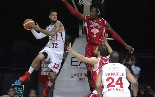 Playoffs: the first step was a good one for Olimpia