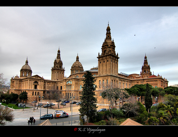 Museu Nacional d'Art de Catalunya @ Barcelona