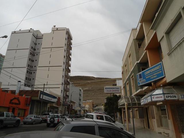 Centro de Comodoro Rivadavia