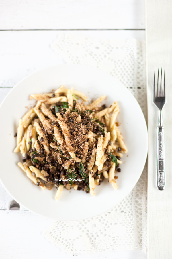 Pasta with Lentils