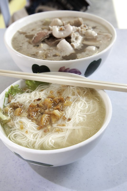 kui lam pork noodles - cheras - good pork noodles in KL