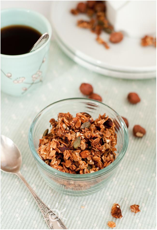 Riešutų sviesto granola (2)
