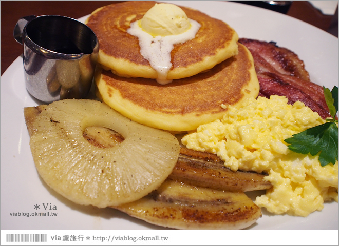 【雪梨美食】必吃~Pancakes On The Rocks知名鬆餅店+超美達令港夜景15
