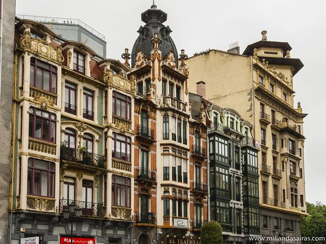 Centro de Oviedo