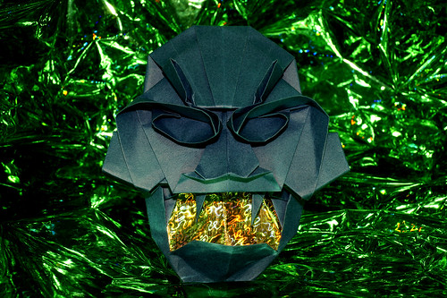 Origami 'Shikami' (Tomoko Fuse)
