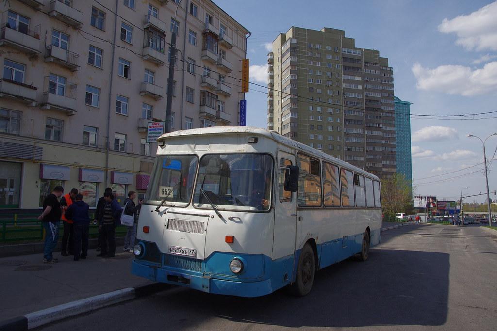 LiAZ-677 Moscow fantrip _20140427_071