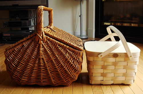 Peterboro Handmade Pie Basket