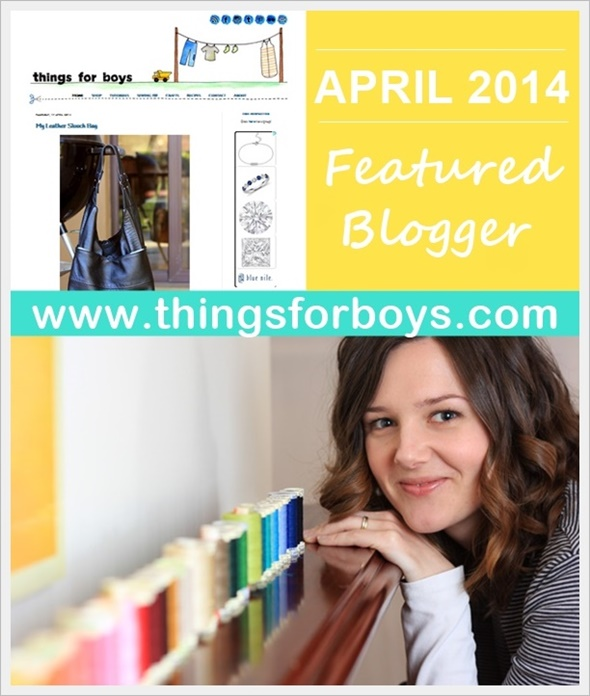 Things For Boys - BloggerFeatureFrame590
