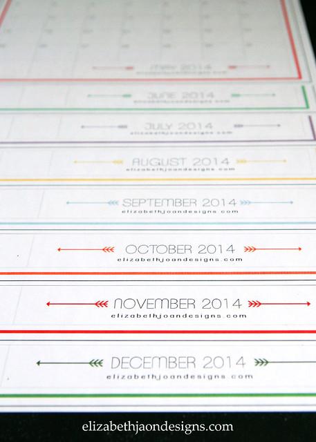 2014 Calendars 2