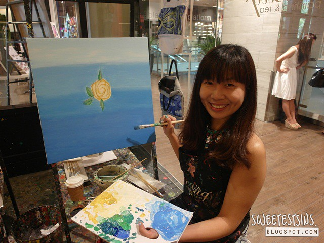 arteastiq social painting studio singapore beauty blogger patricia tee sweetestsins
