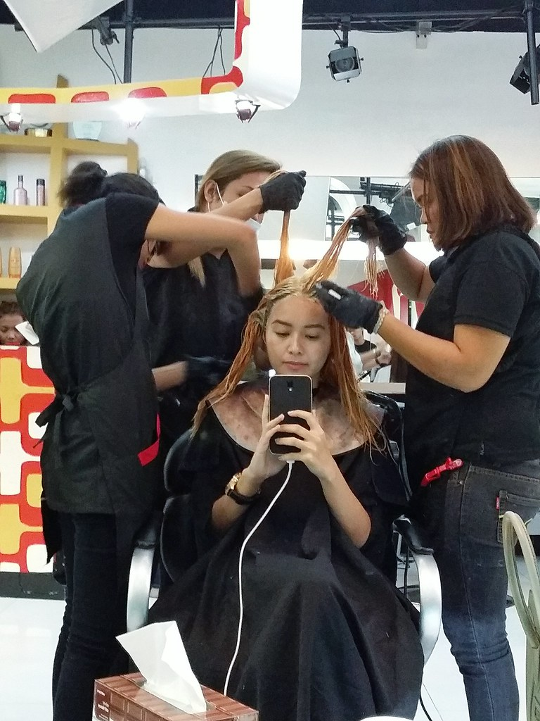 14103906067 3016fbaef8 b Ash Matte Tone Hair Color by Hairshaft