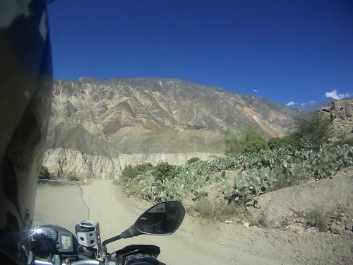 canyon del pato 54