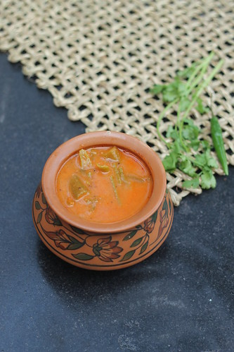 Sindhi Kadhi-Dal & Kadhi