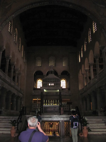 The Late Antique Nave