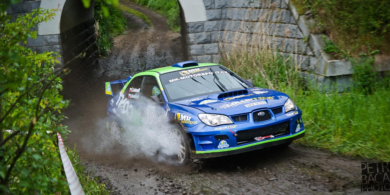 Rallye České Středohoří 2014, Litoměřice,