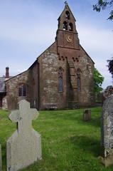 St. Mary's Church, Gosforth, Cumbria