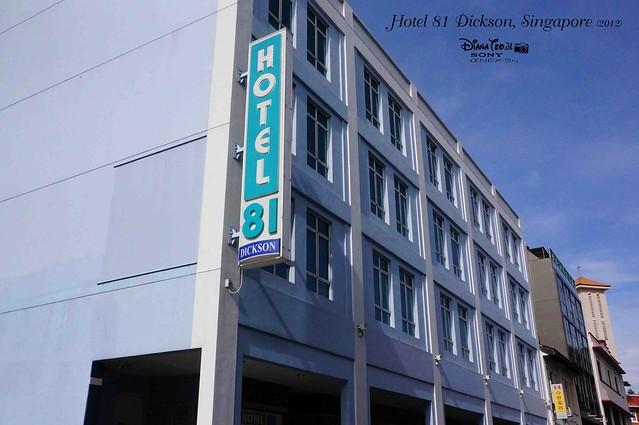Hotel 81 Dickson Singapore 01