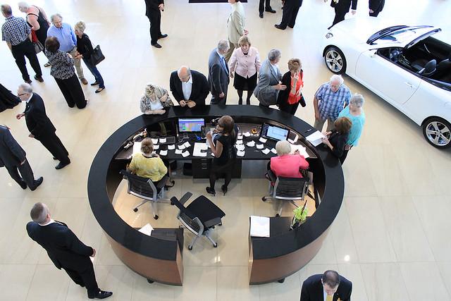 Lexus of Omaha: Opening Celebration (05/08/2014)