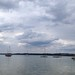 Small photo of Ammersee mit Wolken