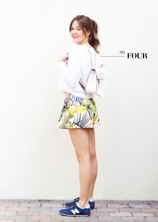 Tropical Shorts
