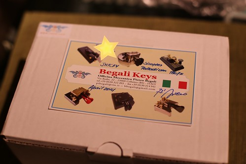 Begali key box