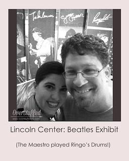 NYC Selfie Beatles Exhibit