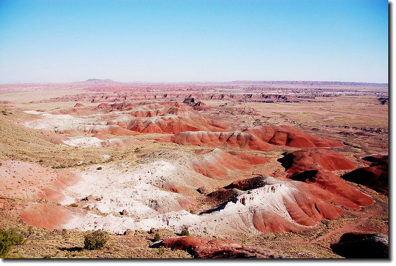 Painted Desert From Kachina point 5