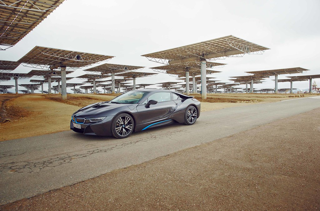 BMW i8: A Star Is Born