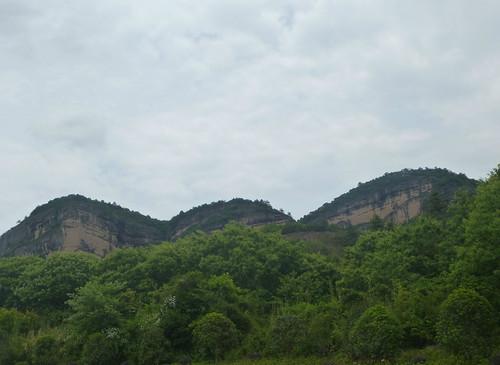 Jiangxi-Longhu Shan-3 Radeau (15)
