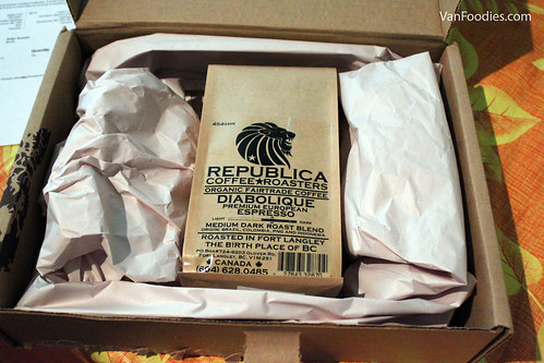 Republica Coffee Diabolique Premium European Espresso