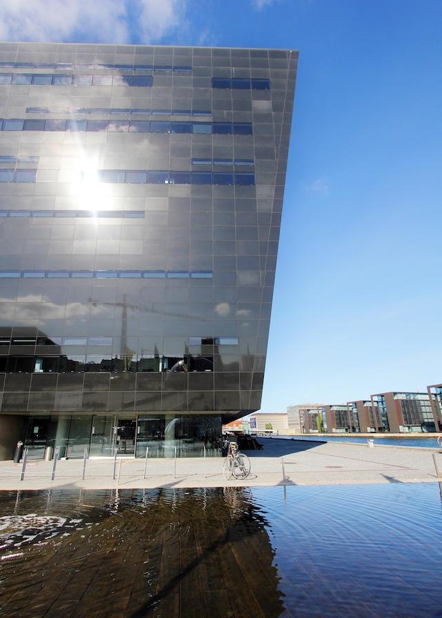 Copenhagen The Black Diamond Royal Danish Library