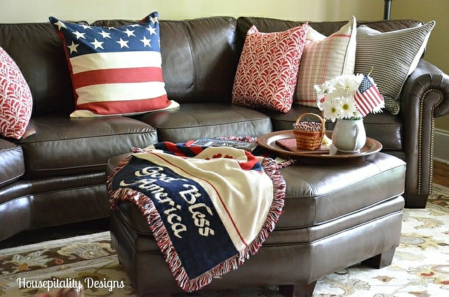 Americana in Great Room