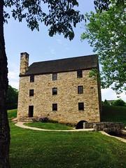 George Washington's Distillery & Gristmill, Mount Vernon
