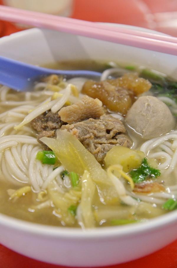 OUG Beef Noodles @ Sun Sea