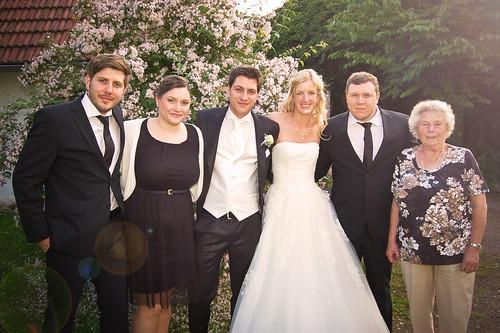 Hochzeitsfoto. Foto: Stephan Benz