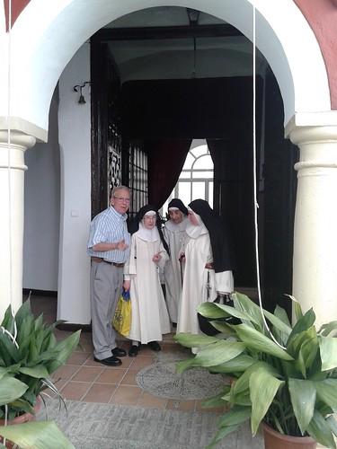 AionSur 14289505710_3c837e258e_d Las Madres Dominicas de Arahal se despidieron de 4 siglos de historia Sociedad