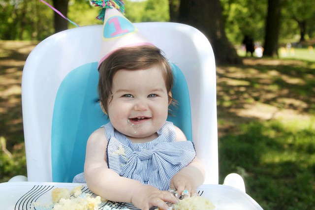 Avery's 1st Birthday