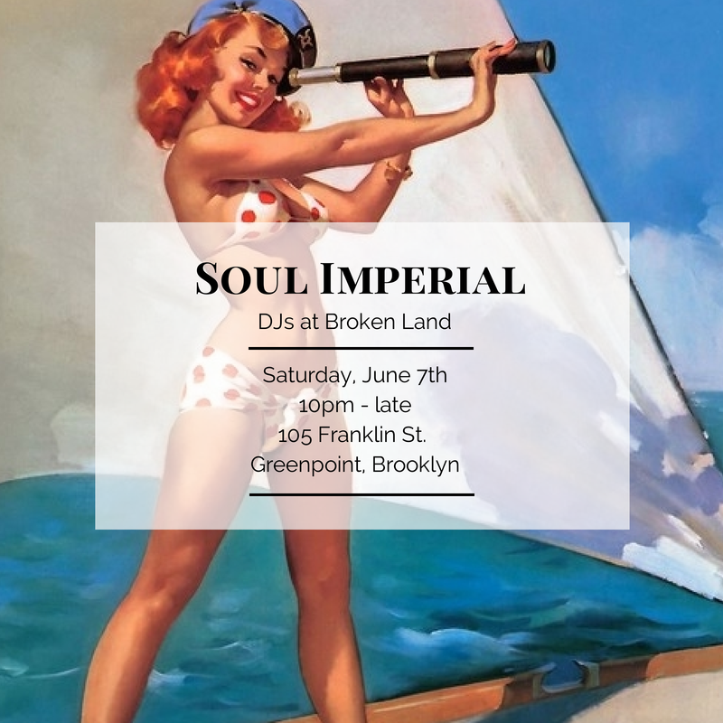 Soul Imperial Broken Land June