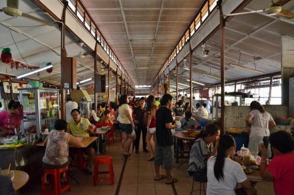 Pokok Assam Market Food Court