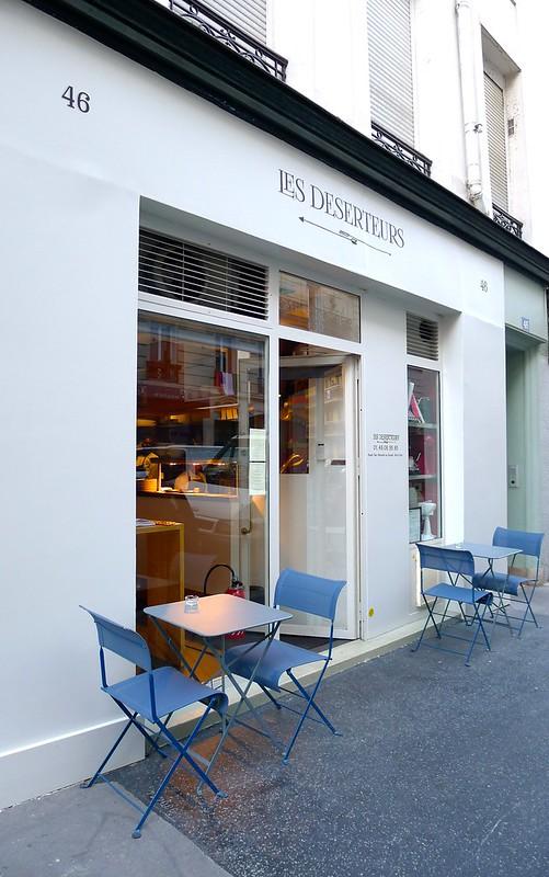 Restaurant Les Déserteurs - Paris